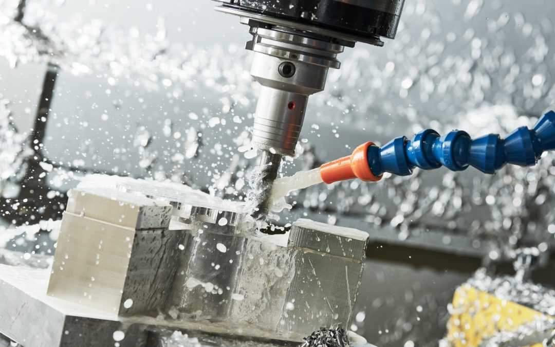 5 Ways the Right Cutting Fluid Helps Your Machines Perform Better