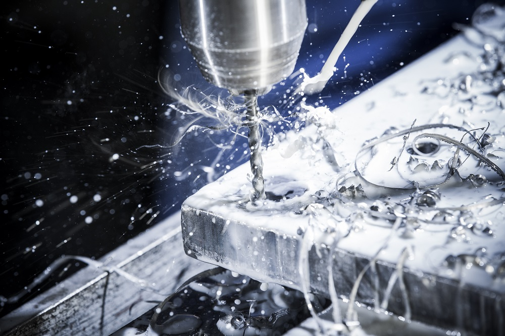 How a New Generation of Coolants Protects Tool Life & Worker Health
