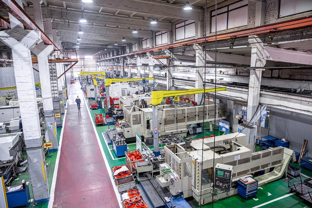 How to Safely Scale Up Manufacturing Operations in a Post-COVID World