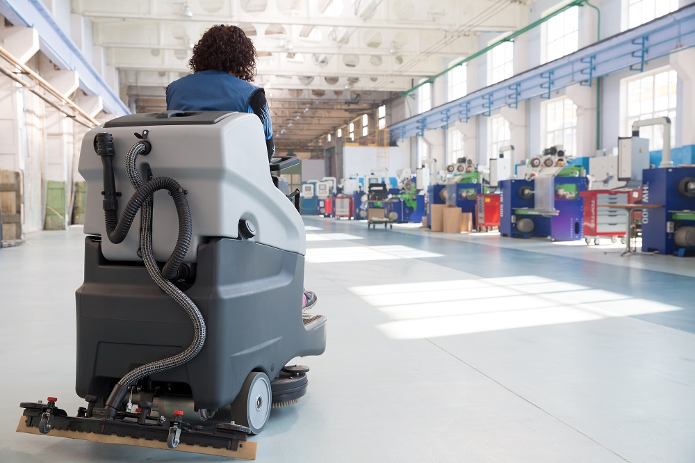 Your Shop Environment: How to Keep Clean From Floor to Machine